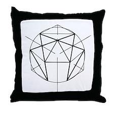Enneagram Throw Pillow