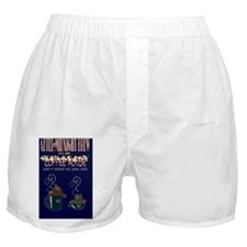 After Midnight Brew Speakeasy Boxer Shorts