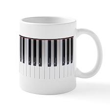 Piano Keys Design 3 Mug