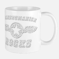 TRANSHUMANISM ROCKS Mug