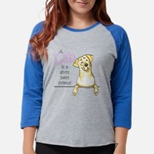Yellow Lab BF Long Sleeve T-Shirt