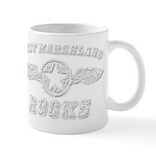 WEST MARSHLAND ROCKS Mug