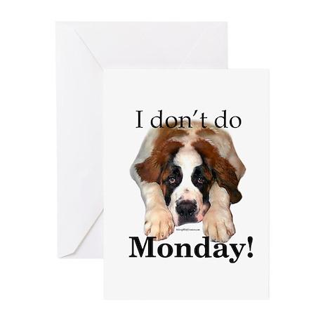 Saint Monday Greeting Cards (Pk of 10)