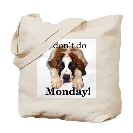 Saint Monday Tote Bag