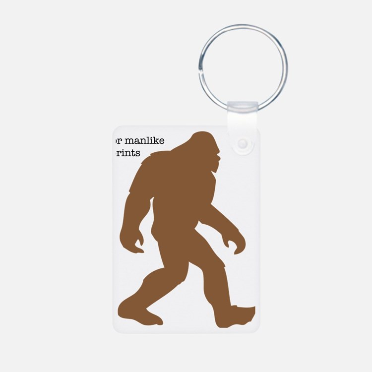 Definition of Bigfoot Keychains