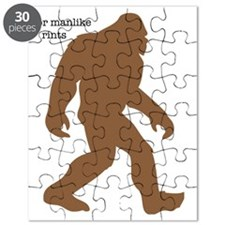 Definition of Bigfoot Puzzle