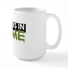 Partners in Grime Mug