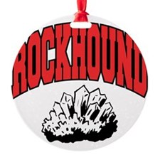 Rockhound Ornament
