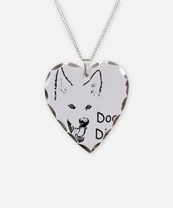 Paws4Critters Dog Diva Necklace