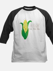 Corn On The Cob Baseball Jersey