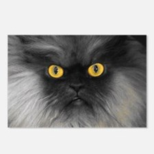 Yellow Eyes Postcards (Package of 8)