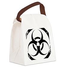 Born Prepper Biohazard Canvas Lunch Bag