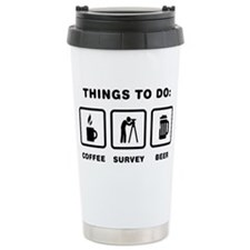 Land-Surveyor-ABH1 Travel Coffee Mug