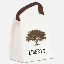 The Liberty Tree Canvas Lunch Bag