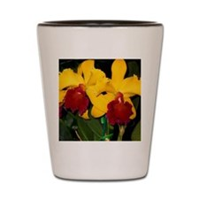 orchid022 Shot Glass
