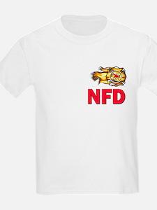 NFD Fire Department T-Shirt