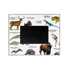 Oklahoma State Animals Picture Frame