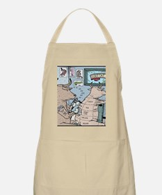 Bovine Tattoos Apron