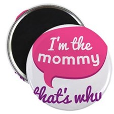 Funny Mommy Quote Magnet
