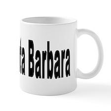 I Love Santa Barbara Mug