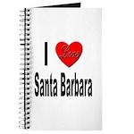 I Love Santa Barbara Journal