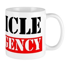 Vehicle Emergency Bag Mug