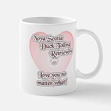 Toller Love U Mug