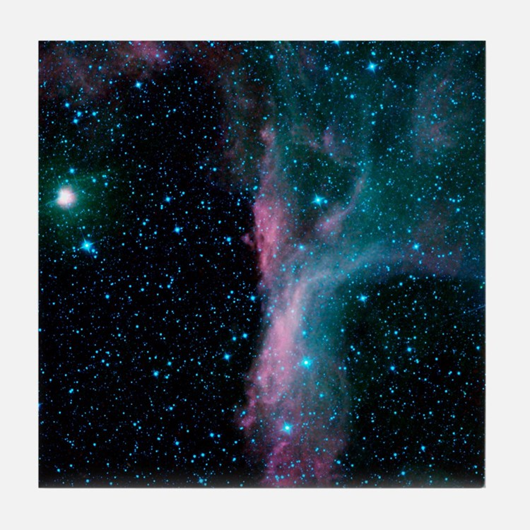 Nebula DG129 Tile Coaster