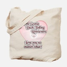 Toller Love U Tote Bag