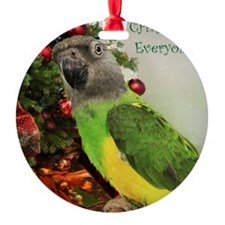 ChristmasSenegal Ornament