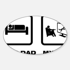 TV-Watching-ABL1 Decal