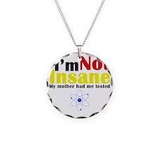 Big Bang Not Insane Necklace
