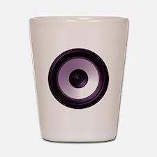 BASS (Speaker) Shot Glass