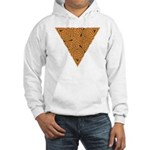 Rustic Triangle Knot Hooded Sweatshirt