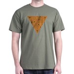 Rustic Triangle Knot Dark T-Shirt