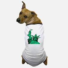 Legalize America Dog T-Shirt