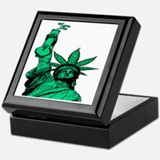 Legalize America Keepsake Box
