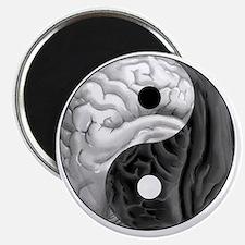 Yin Yang Brain Magnet