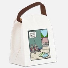 Computer Geeks Canvas Lunch Bag