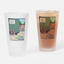 Computer Geeks Drinking Glass