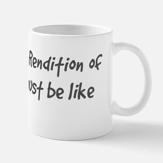 pharmacist rendition of hell whites Mug