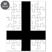 Upside Down Cross Puzzle