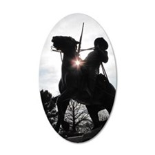 Buffalo Soldier Wall Decal