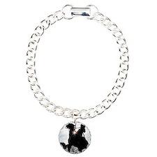 Buffalo Soldier Charm Bracelet, One Charm