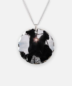 Buffalo Soldier Necklace