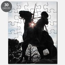 Buffalo Soldier Puzzle