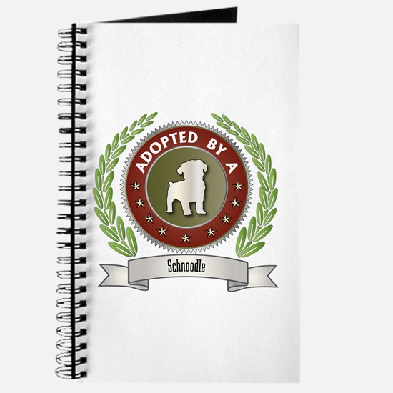 Schnoodle Adopted Journal
