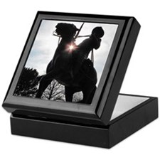 Buffalo Soldier Keepsake Box