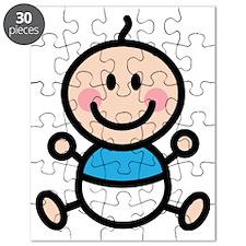 Baby Stick Figure Puzzle