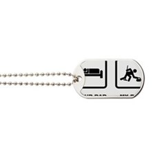 Curling-ABL1 Dog Tags